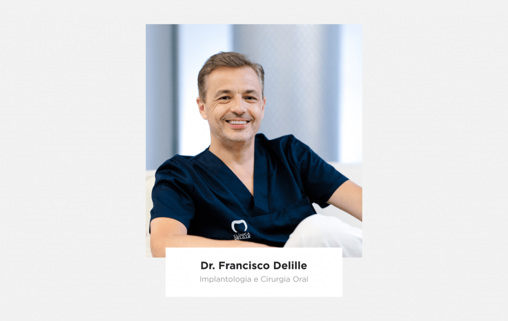 dr. francisco delille dentes em um dia