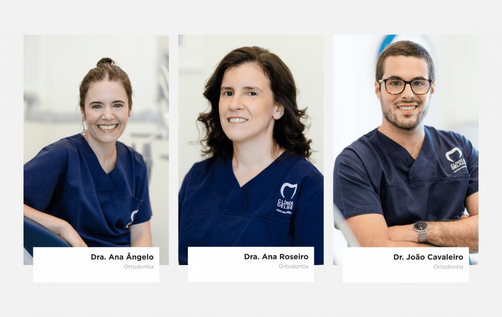 equipa ortodontia